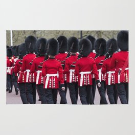 Grenadier Guards Rug