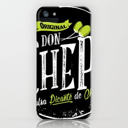 Don Chepe iPhone Case