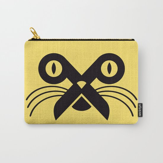 Cut or Cat ?????? Carry-All Pouch