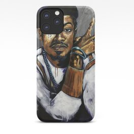 Naturally Andre iPhone Case