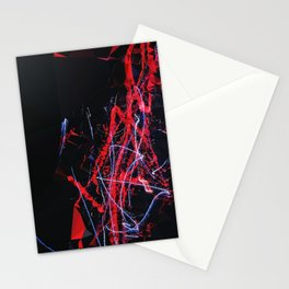 LASERS Stationery Cards