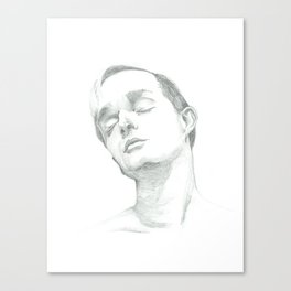truman capote Canvas Print