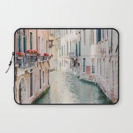Venice Morning - Italy Travel Photography Laptop Sleeve