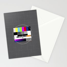 Old TV Stationery Cards