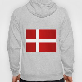 Flag of Denmark Hoody