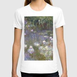 Claude Monet - Water Lilies, 1922 T-shirt