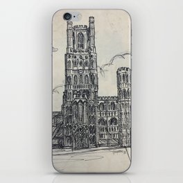 Ely Cathedral iPhone Skin