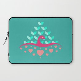Be Beautiful - Be Colourful Peacock Laptop Sleeve