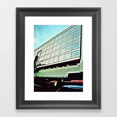London city Framed Art Print