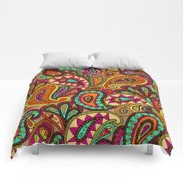 Basic Paisley  Comforters