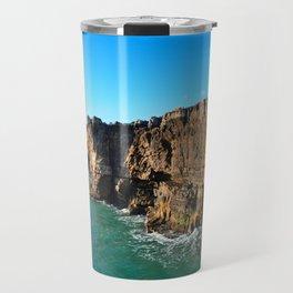 Cascais Rocks Travel Mug