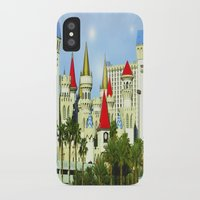 las vegas iPhone & iPod Cases featuring Vegas by Peaky40