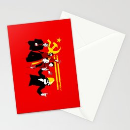 The Communist Party (original) Stationery Cards