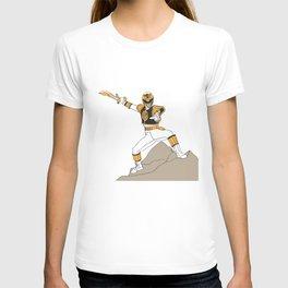 The White Ranger T-shirt
