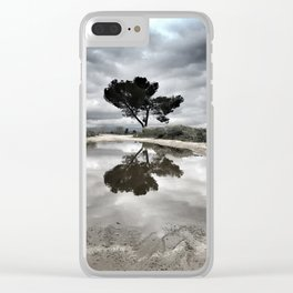 Potrero Creek Clear iPhone Case