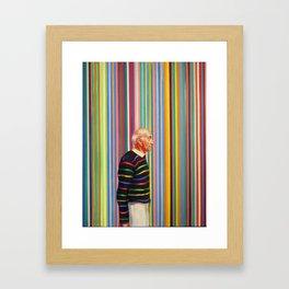 Art Patron #1 Framed Art Print