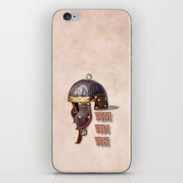 Veni, Vidi, Vici iPhone Skin