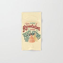 Revelation Hand & Bath Towel