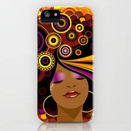70s Funk iPhone Case