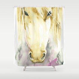 Goldie 2 Shower Curtain
