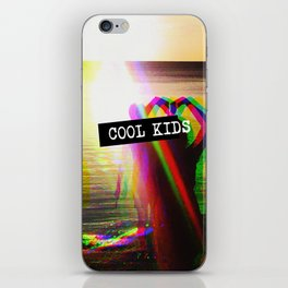 COOL KIDS iPhone Skin