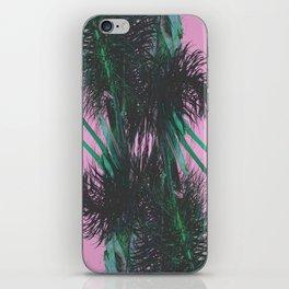 Chroma Palms iPhone Skin