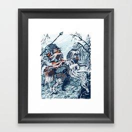 Sir Didymus Framed Art Print