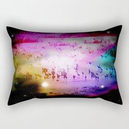 Migrating Rectangular Pillow