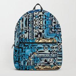 Tribal Hieroglyphics Backpack