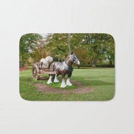 The Waddesdon Horse Bath Mat