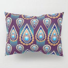 Turkish Blue Pillow Sham