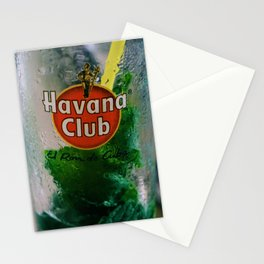 Havana Club Mojito Stationery Cards