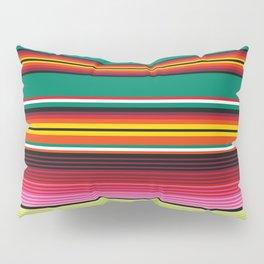 The Mexican Stripes 3 Pillow Sham