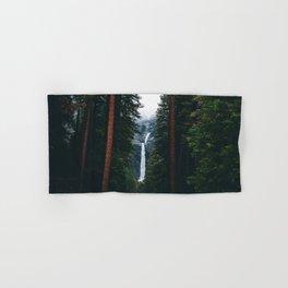 Yosemite Falls - Yosemite National Park, California Hand & Bath Towel