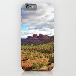 Sedona Landscape by Reay of Light Photography iPhone Case