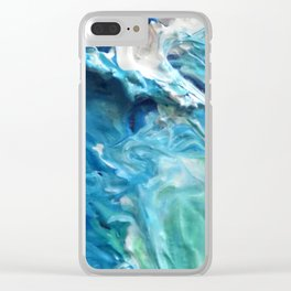 Cure Clear iPhone Case