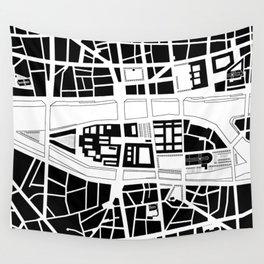 Île de la Cité. Paris Wall Tapestry