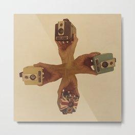 Kodak Brownie Hawkeyes Metal Print