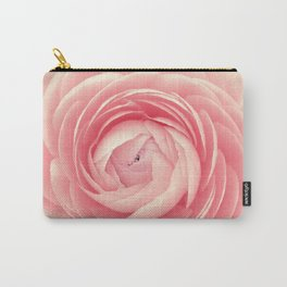 Pink flower 127 Carry-All Pouch