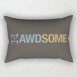 AWDSOME v7 HQvector Rectangular Pillow