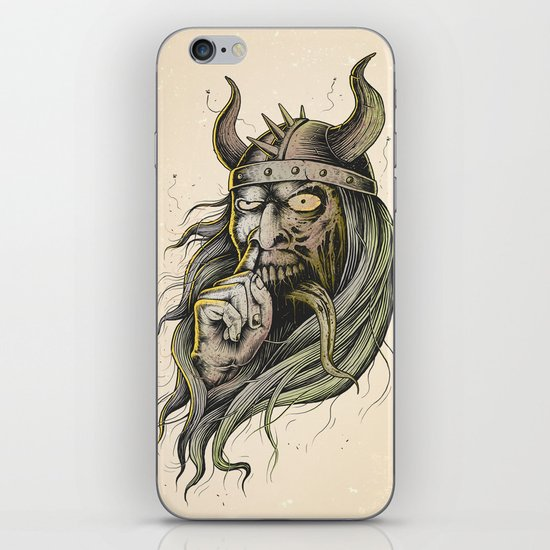 The Viking iPhone & iPod Skin
