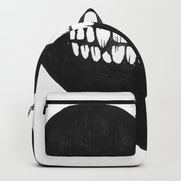 the smile of love Backpack
