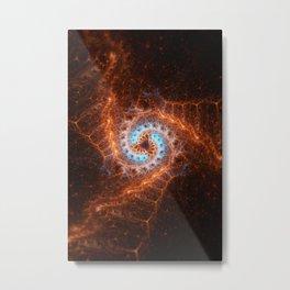Fractal Art XXXIX Metal Print