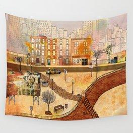 Brooklyn Wall Tapestry