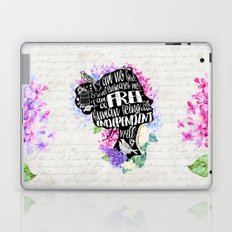 Jane Eyre - No Bird Laptop & iPad Skin