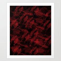 ABS_Dark_#1 Art Print