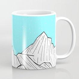 Glacier Mounts Coffee Mug