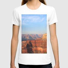 Grand Canyon South Rim at Sunset T-shirt
