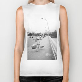 We've All Got To Be Going Somewhere Biker Tank
