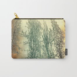 Autumn Poplars, Sunlight Dreaming About You Carry-All Pouch